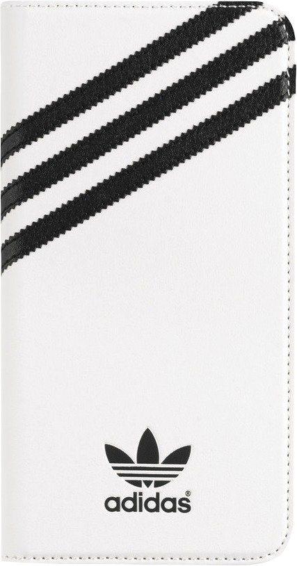 Adidas Originals Rundum-Schutz im Buch-Design für das iPhone 6 Plus »Basics Booklet« in weiß