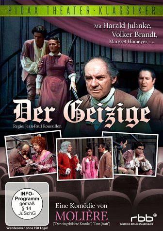 DVD »Der Geizige«