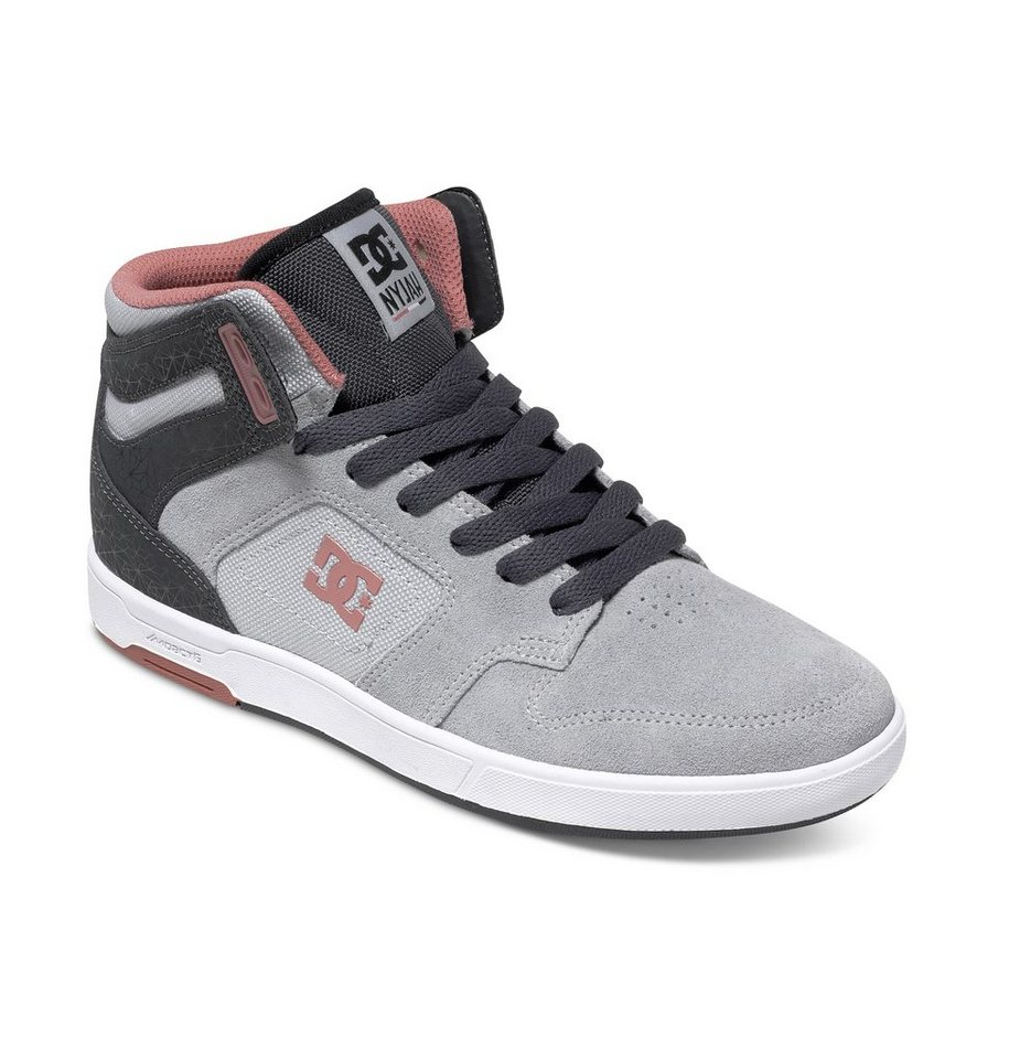 DC Shoes High-Tops »Nyjah Se« in Grey / black