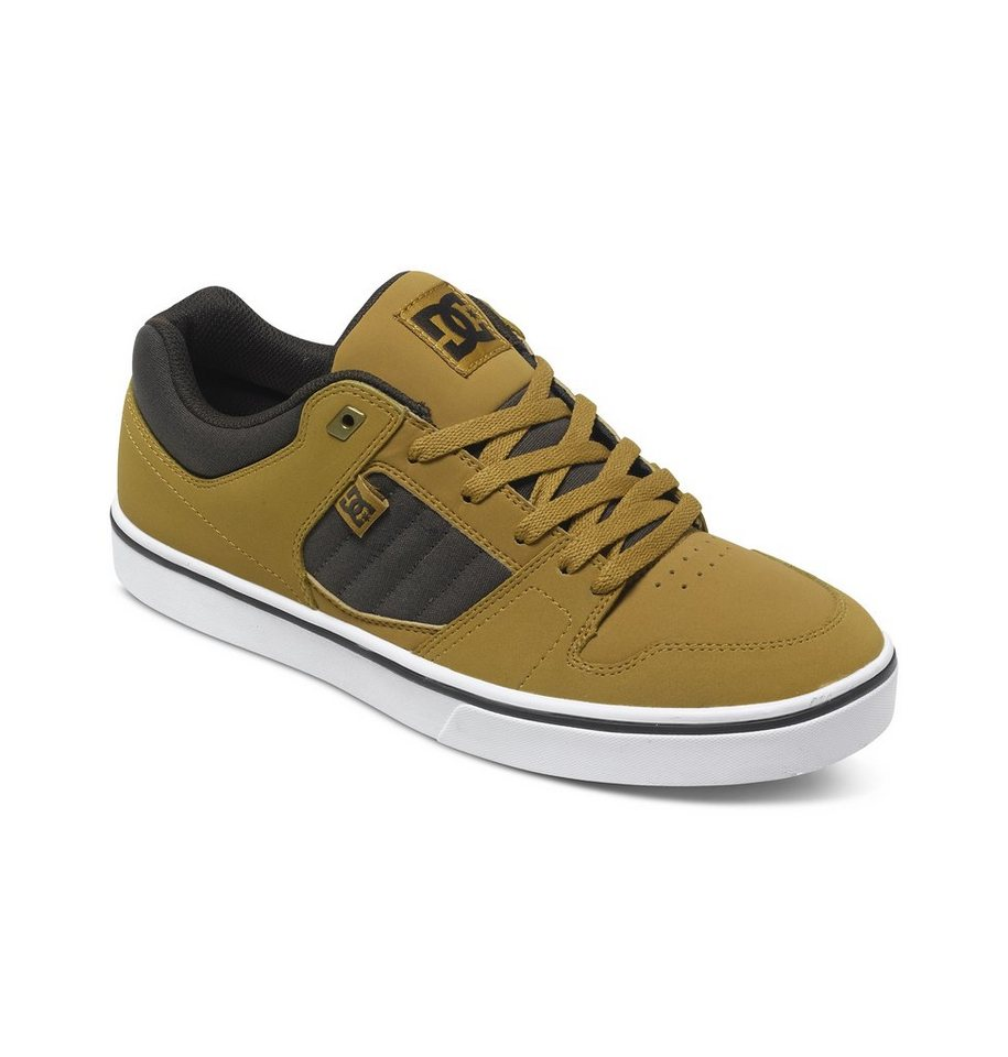 DC Shoes Low top »Course 2« in Wheat / dk chocolate