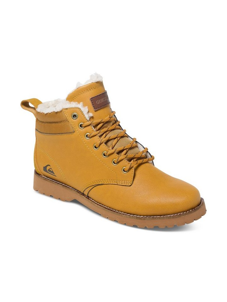 Quiksilver Stiefel »Mission« in Tan - solid