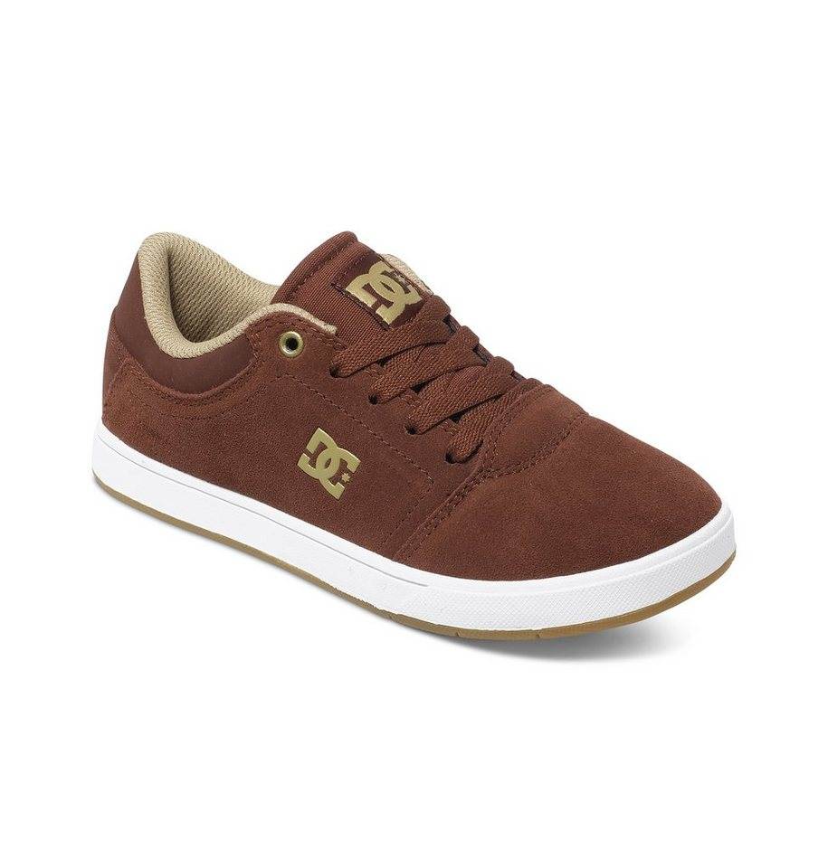 DC Shoes Low Top Schuhe »Crisis« in Wine