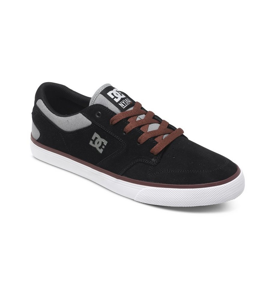 DC Shoes Low top »Nyjah Vulc« in Black / grey / red