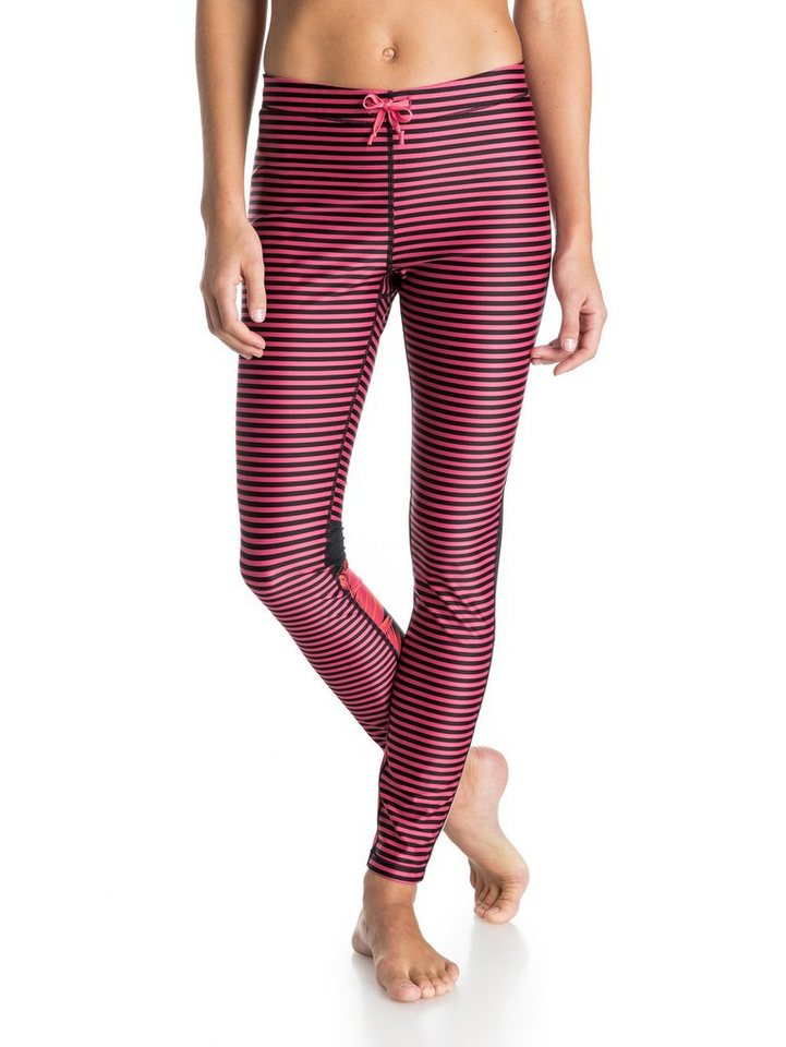 Roxy Fitness Hose »Relay« in Azalea stripe