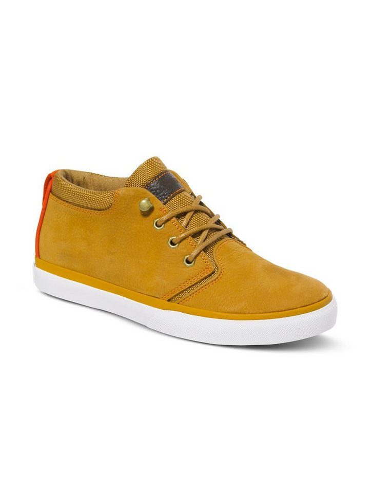 Quiksilver Schuhe »Griffin« in Brown / brown / orange