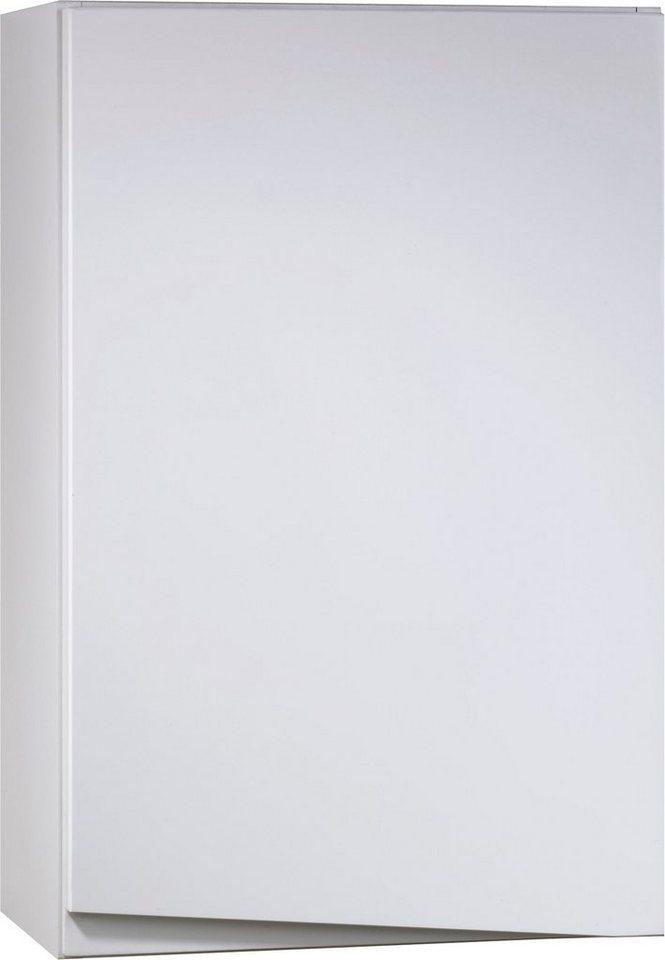 Hängeschrank »Sharpcut« in weiß-weiß