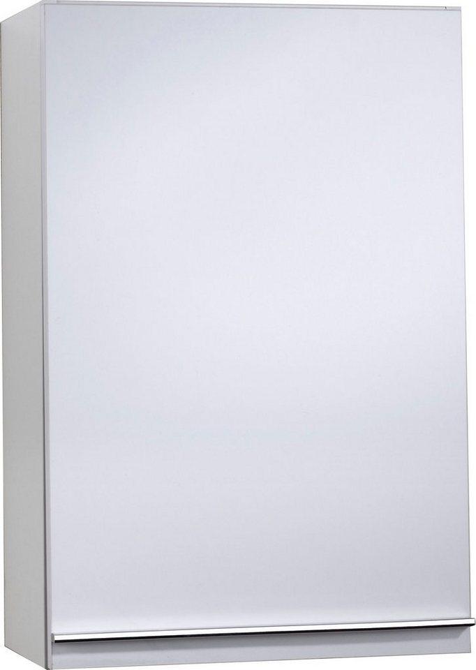 Hängeschrank »Sleek« in weiß-weiß