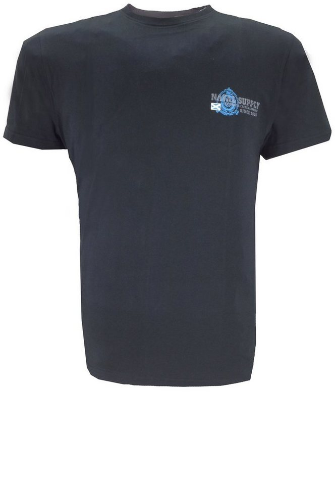 greyes T-Shirt in Schwarz