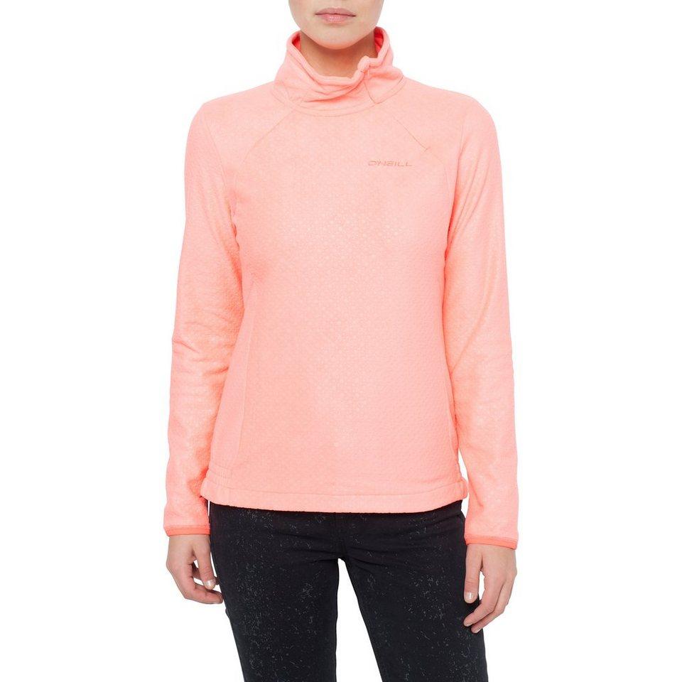 O'Neill Fleecejacke »O'Neill Hidden Zip« in Neon Pink