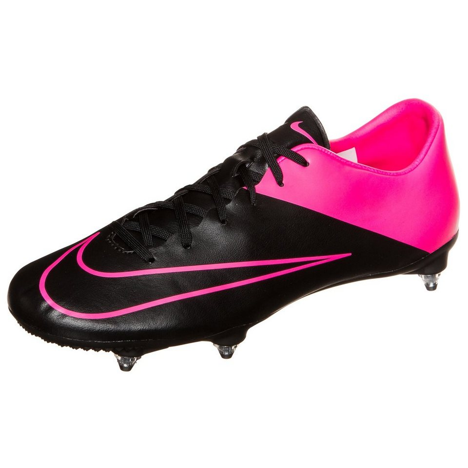 NIKE Mercurial Victory V SG Fußballschuh Herren in schwarz / pink