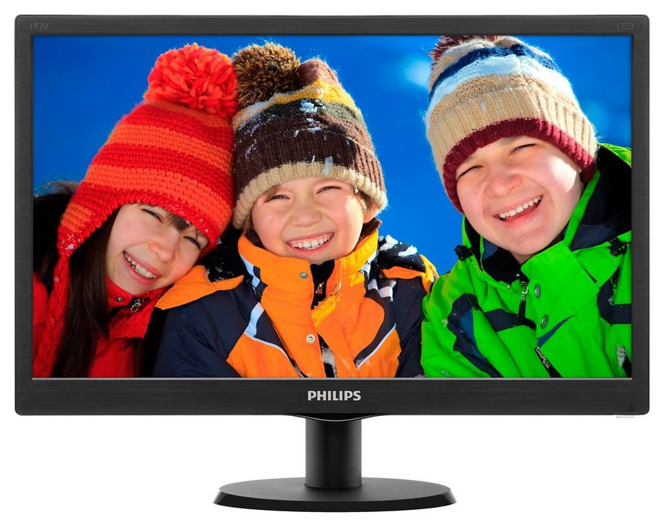 Philips Monitor 47cm (18,5 Zoll) »193V5LSB2/10«