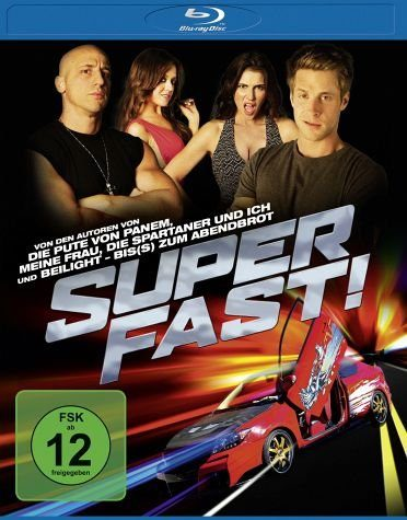 Blu-ray »Superfast!«