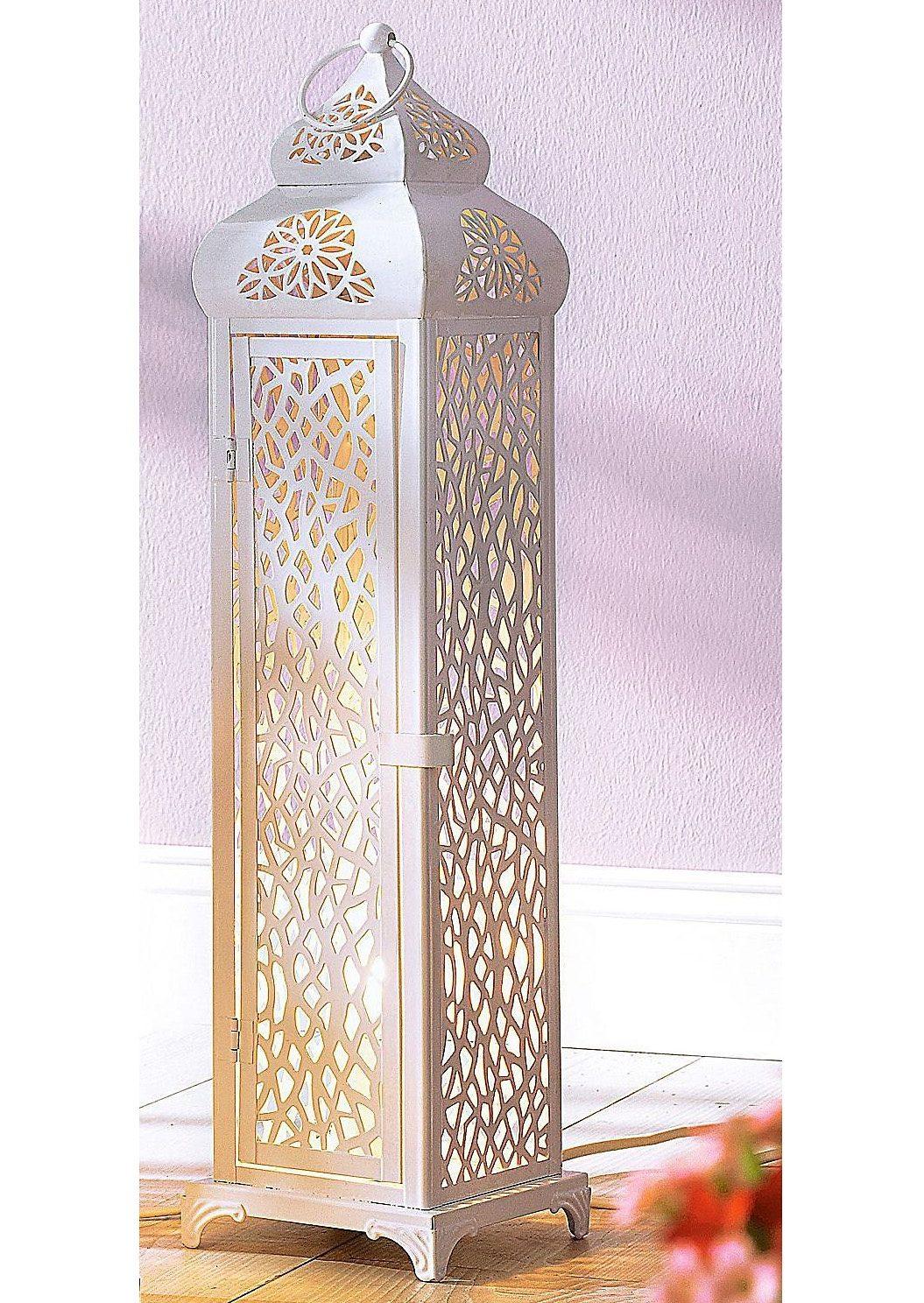 Stehlampe »MAHAL«, 1-flammig, Höhe 56 cm
