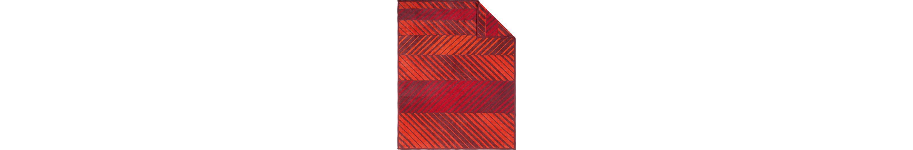 Wohndecke, Ibena, »Diago«, mit diagonalen Linien