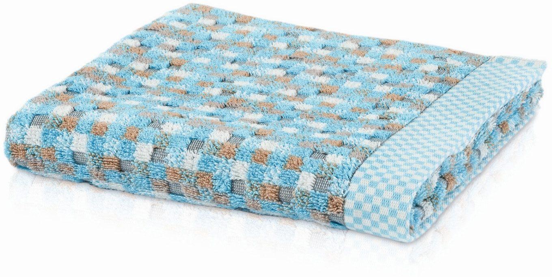 Handtuch, Möve, »Mosaic«, mit Mosaic-Design