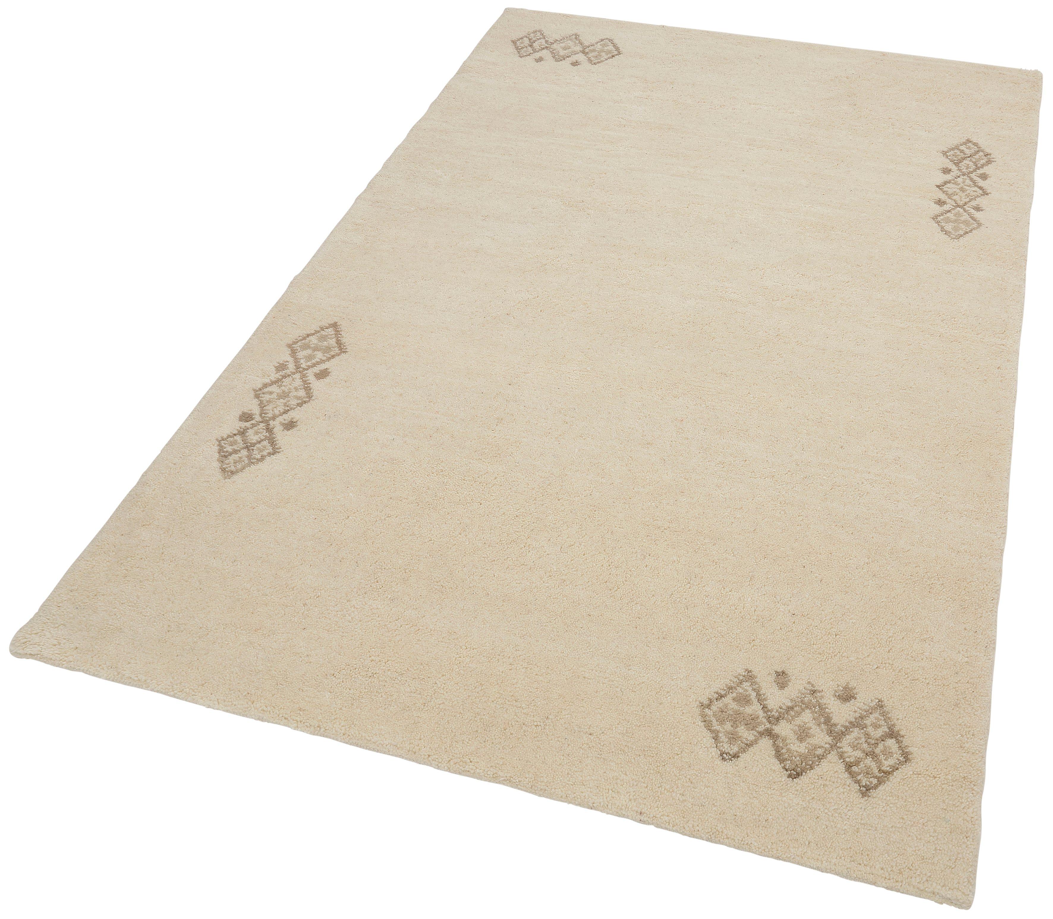 Orientteppich »Royal Dou 2«, THEKO, rechteckig, Höhe 22 mm, Naturbelassene Wolle, von Hand geknüpft | Heimtextilien > Teppiche > Orientteppiche | Wolle | THEKO