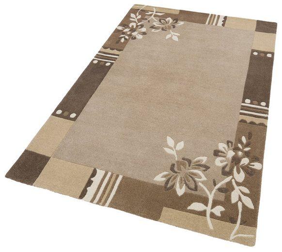Teppich »Napura«, THEKO, rechteckig, Höhe 12 mm