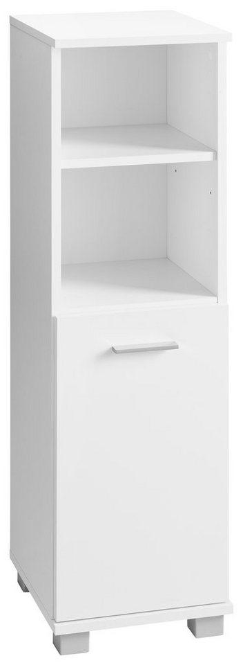 Schildmeyer Midischrank »Vigo« in weiß-weiß