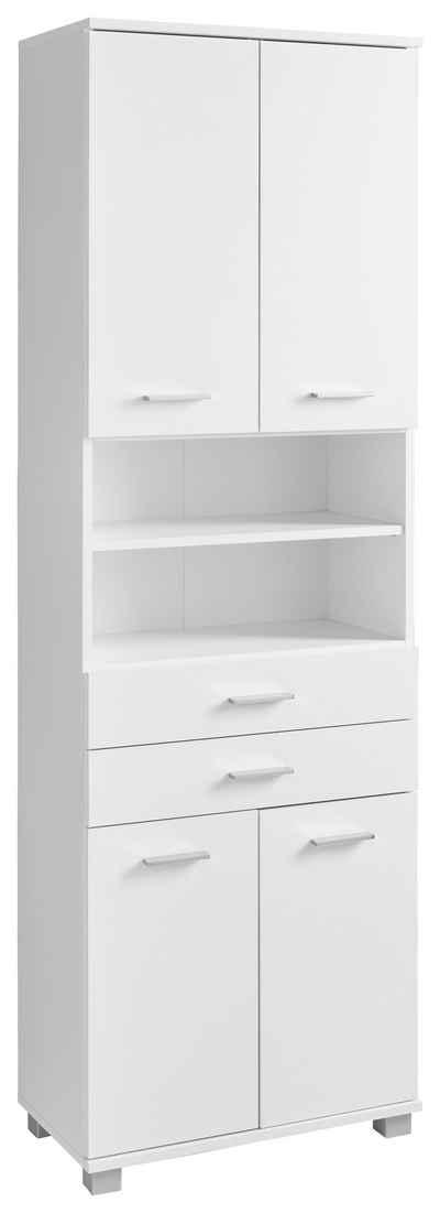 hochschrank f r badezimmer bestseller shop f r m bel und einrichtungen. Black Bedroom Furniture Sets. Home Design Ideas