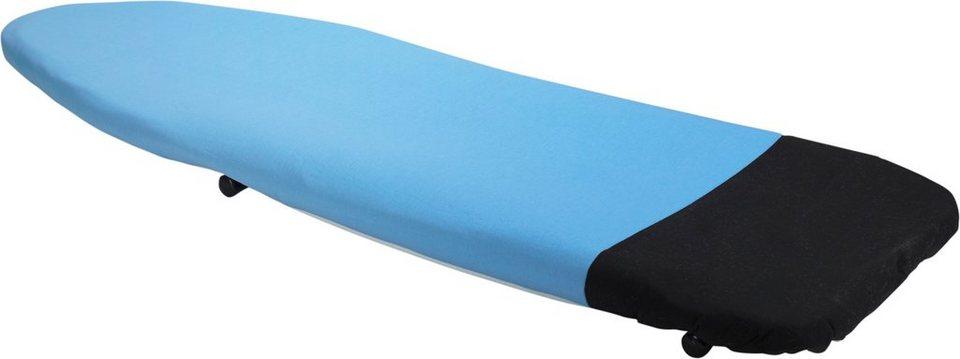 Knittax Bügeltisch CBT 10 in schwarz / blau