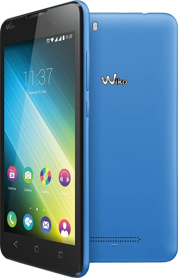 wiko lenny 2 smartphone 12 7 cm 5 zoll display android. Black Bedroom Furniture Sets. Home Design Ideas