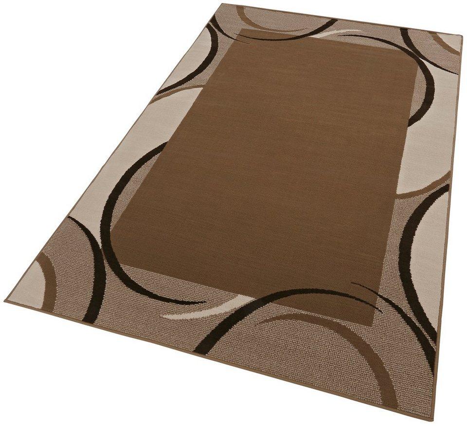 teppich hanse home jolie h he 7 mm gewebt otto. Black Bedroom Furniture Sets. Home Design Ideas