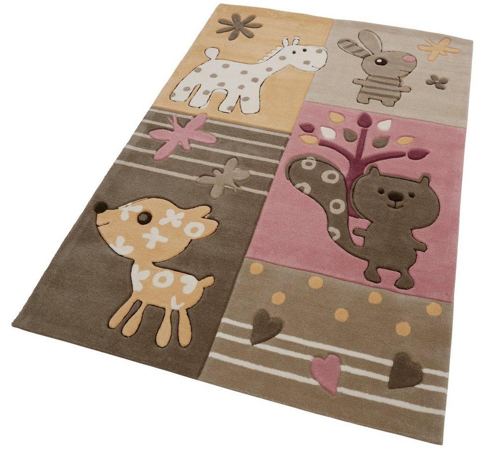 Kinder teppich  Kinder-Teppich, Arte Espina, »Sam 2«, handgearbeitet online kaufen ...