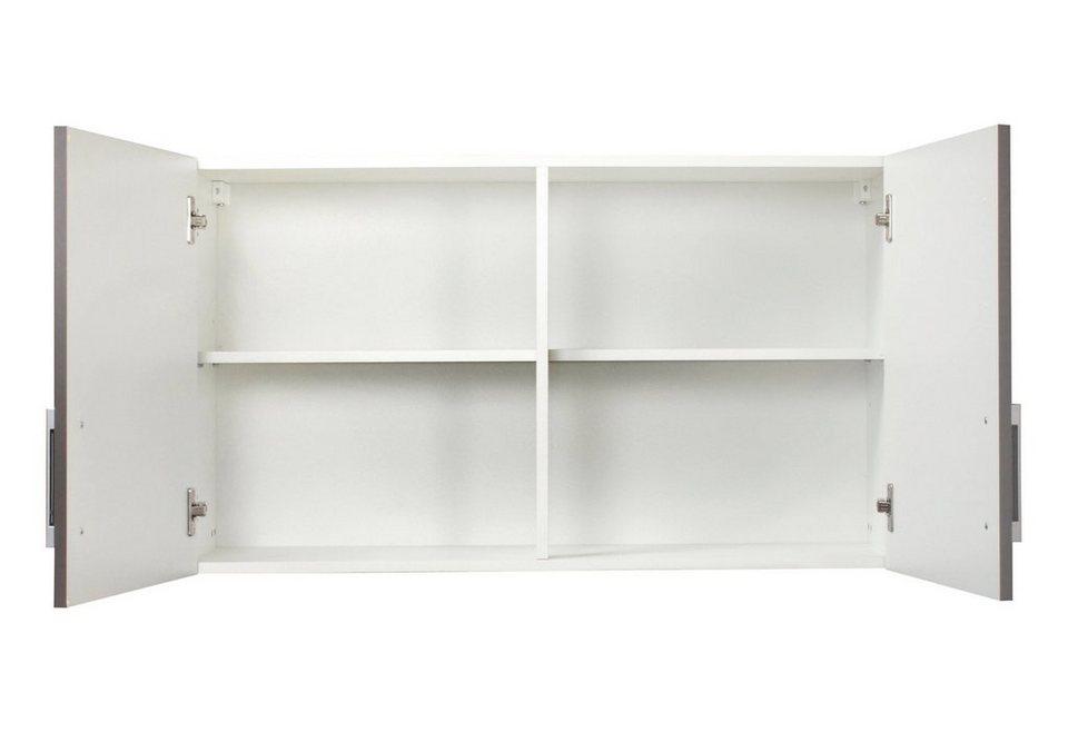 Küchenhängeschrank »Toronto«, Breite 100 cm in weiß