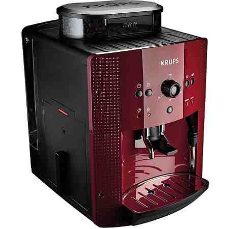 Krups Espresso-Kaffee-Vollautomat EA8107