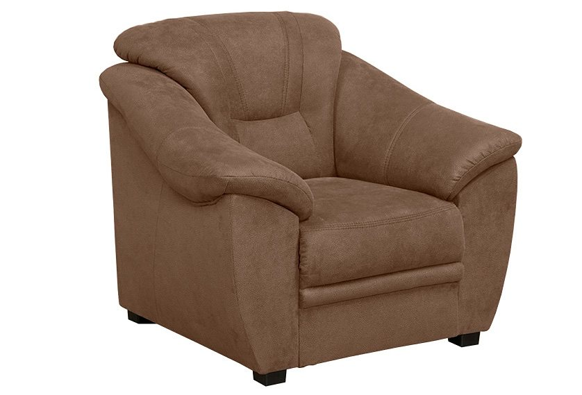 Sit & More Sessel in braun