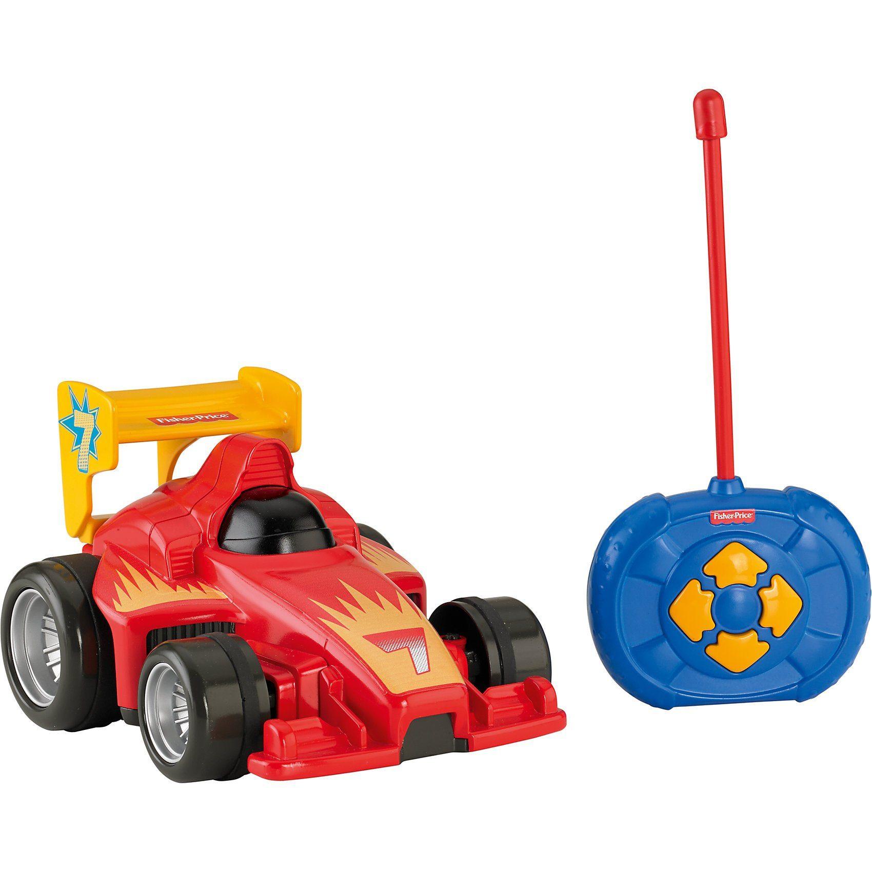 Mattel® Fisher-Price - RC-Fernlenkflitzer