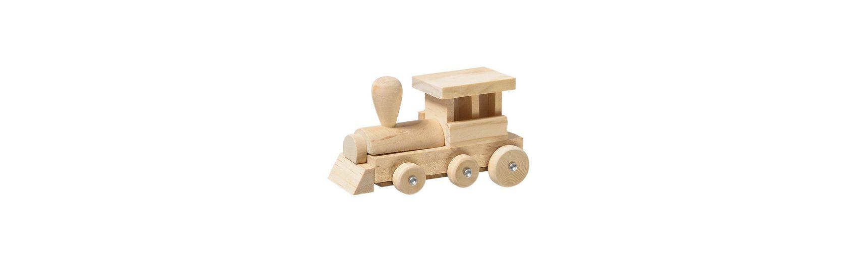 prohobb Modellbausatz Holz Eisenbahn