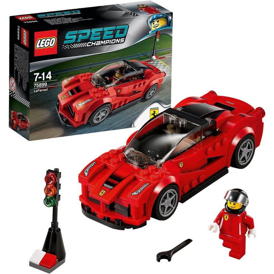 LEGO 75899 Speed: LaFerrari