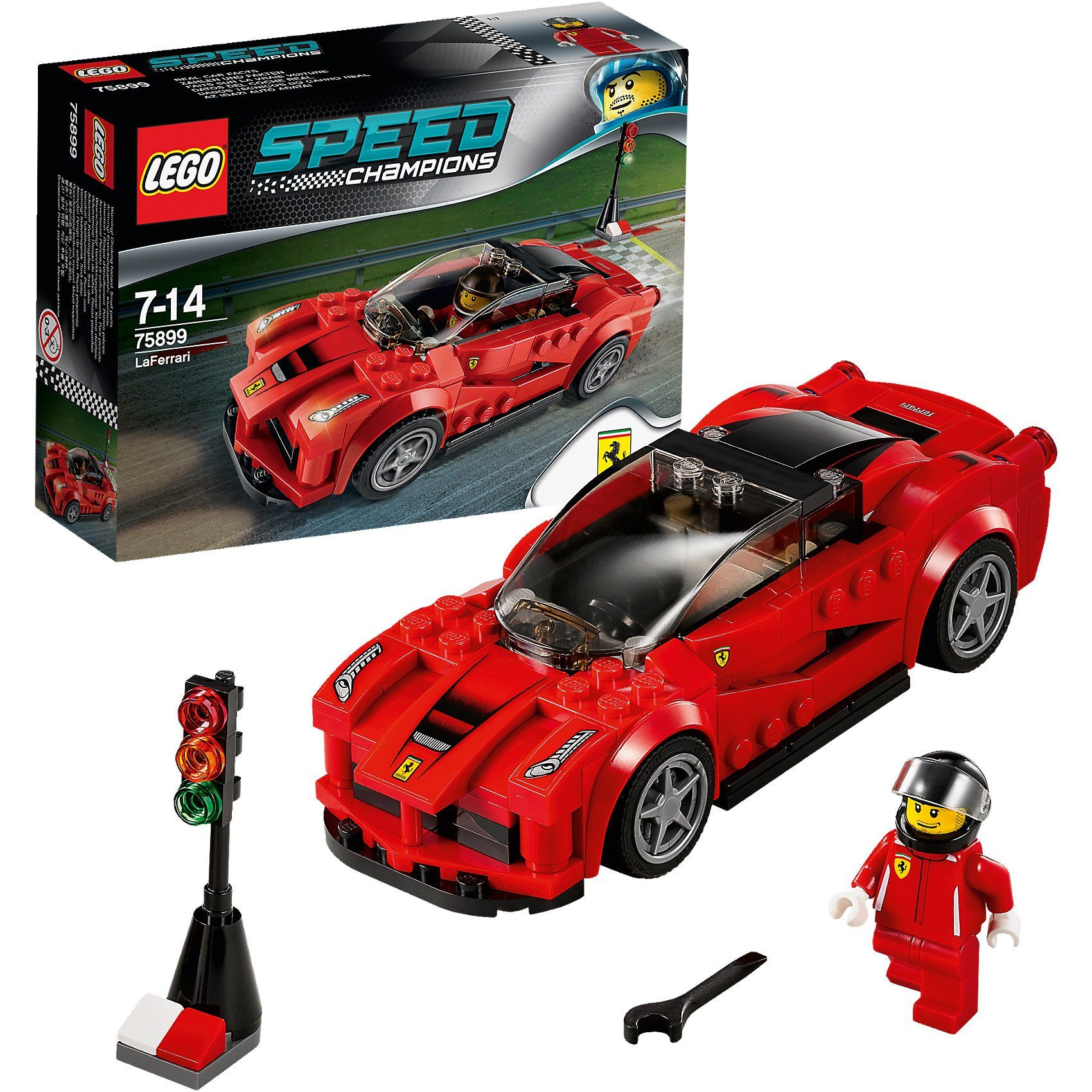 LEGO 75899 Speed: LaFerrari