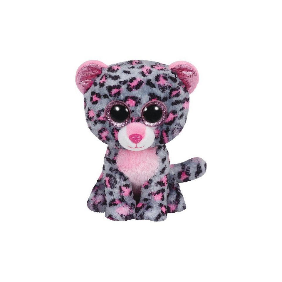 Ty Beanie Boo 15cm Leopard Tasha