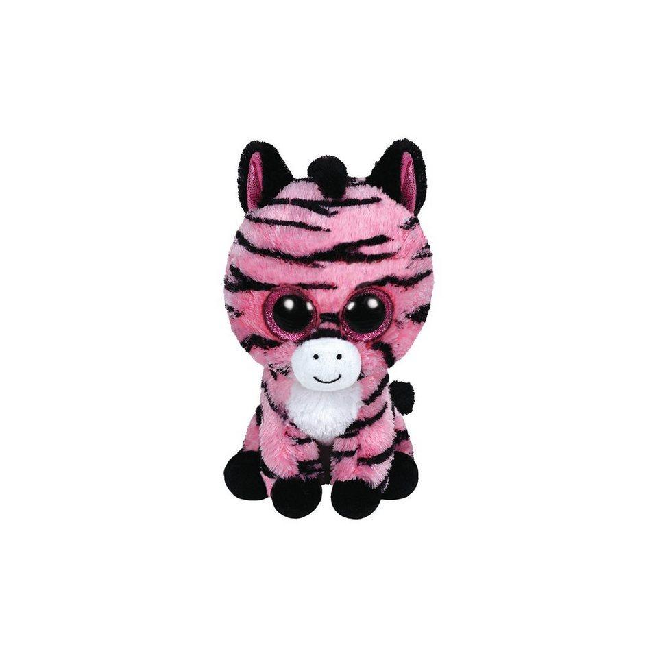 Ty Beanie Boo 15cm Zebra Zoey