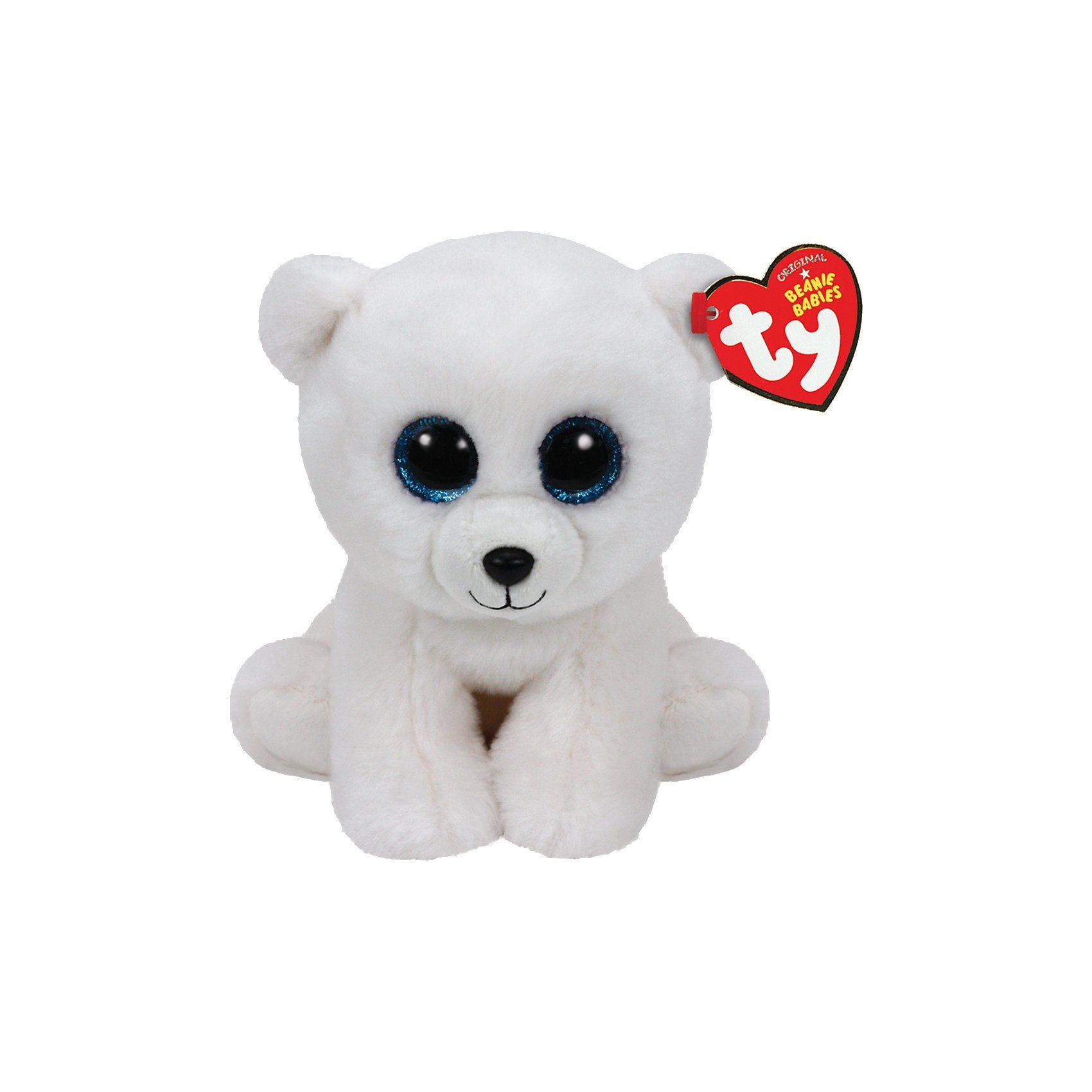 Ty Beanie Babies 15cm Eisbär Arctic