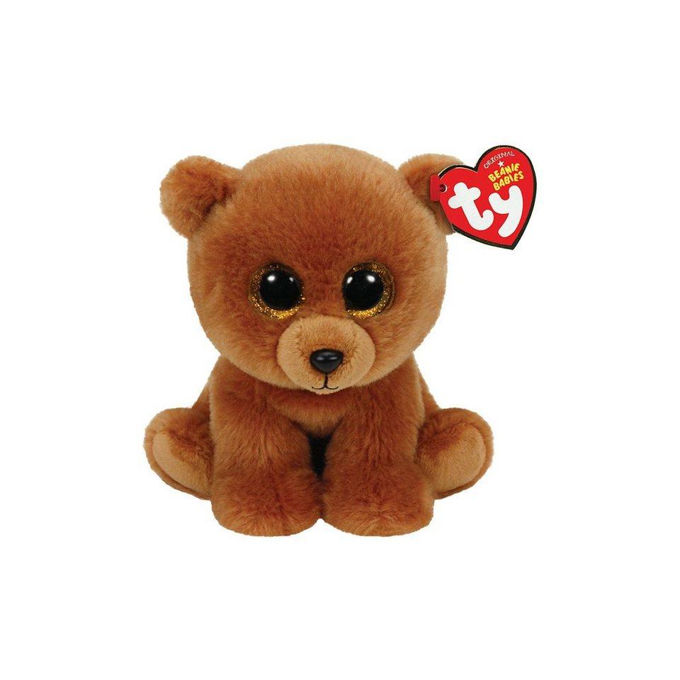 Ty Beanie Babies 15cm Bär Brownie