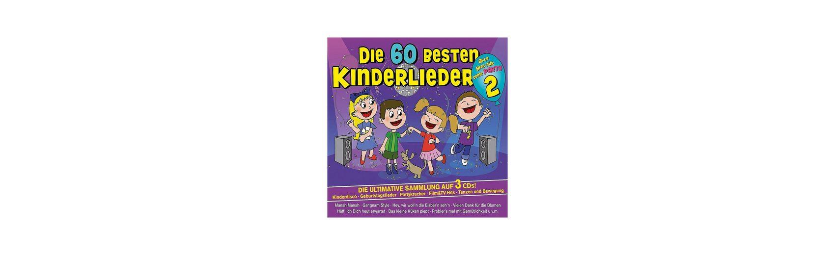Universal Music GmbH CD Die 60 besten Kinderlieder 2