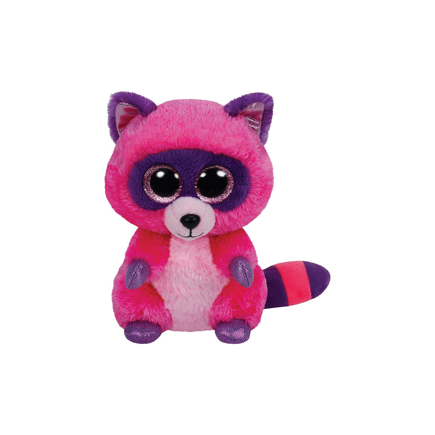 Ty Beanie Boo 15cm Waschbär Roxie