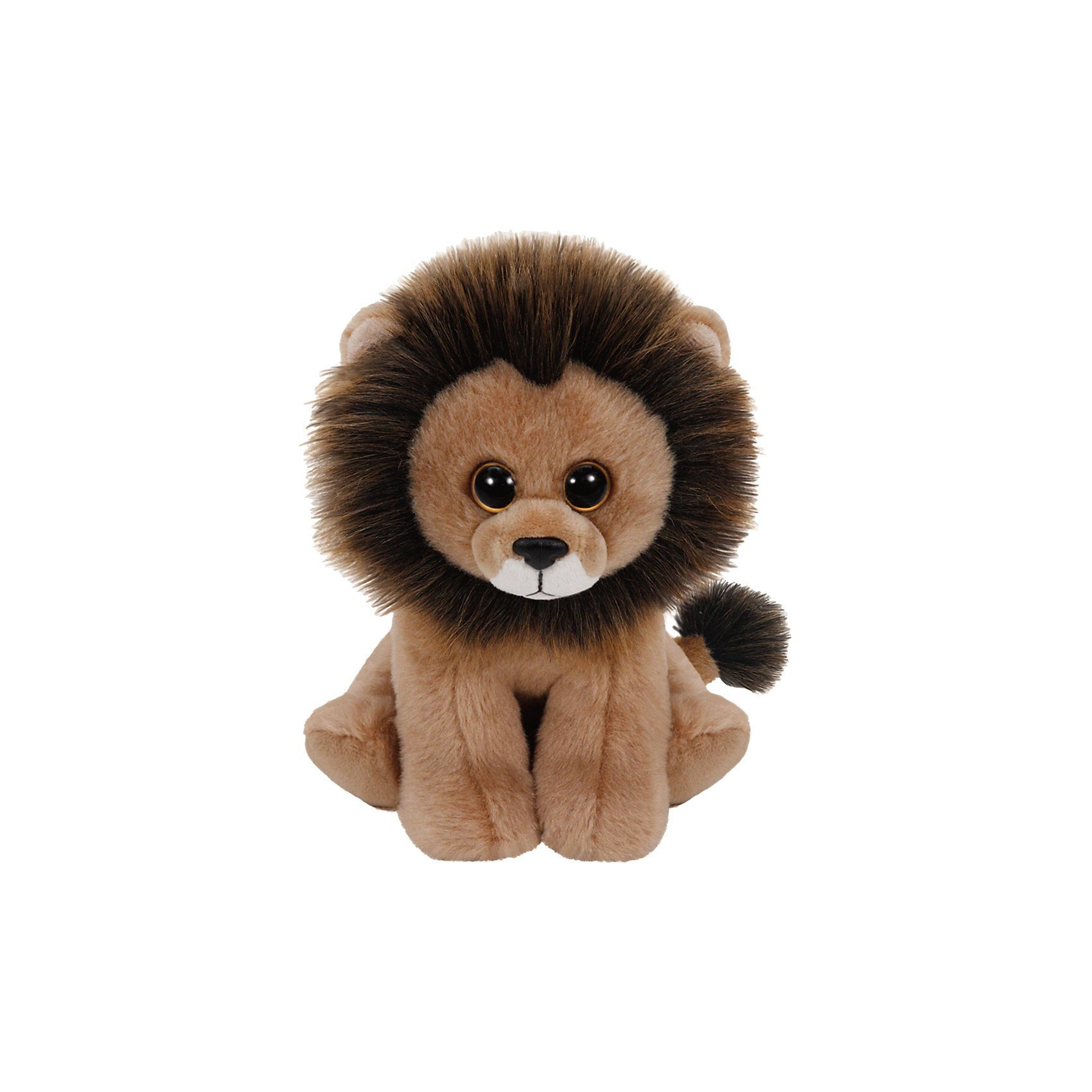Ty Beanie Babies 15cm Löwe Louie
