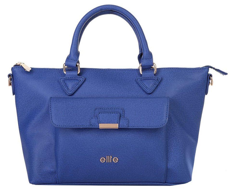 ELITE MODEN Damen Handtasche in blau