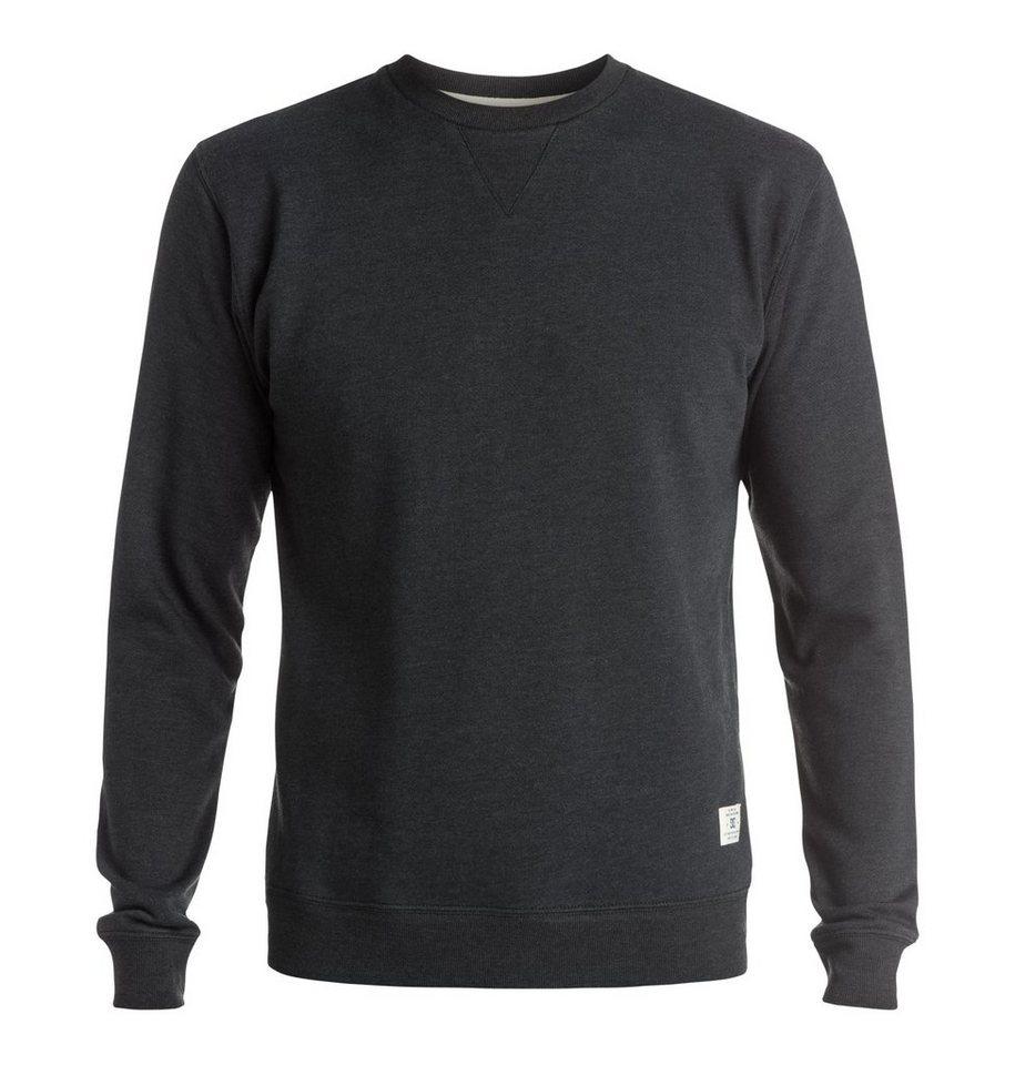 DC Shoes Sweatshirt »Rebel« in Pirate black
