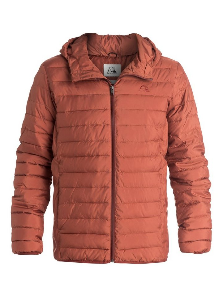 Quiksilver Isolierte Jacke »Scaly« in Baked clay