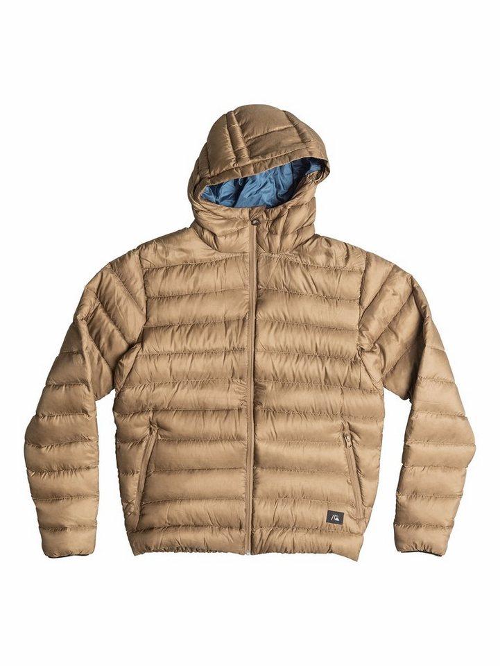 Quiksilver Dry Flight Jacke »Lian« in Dull gold