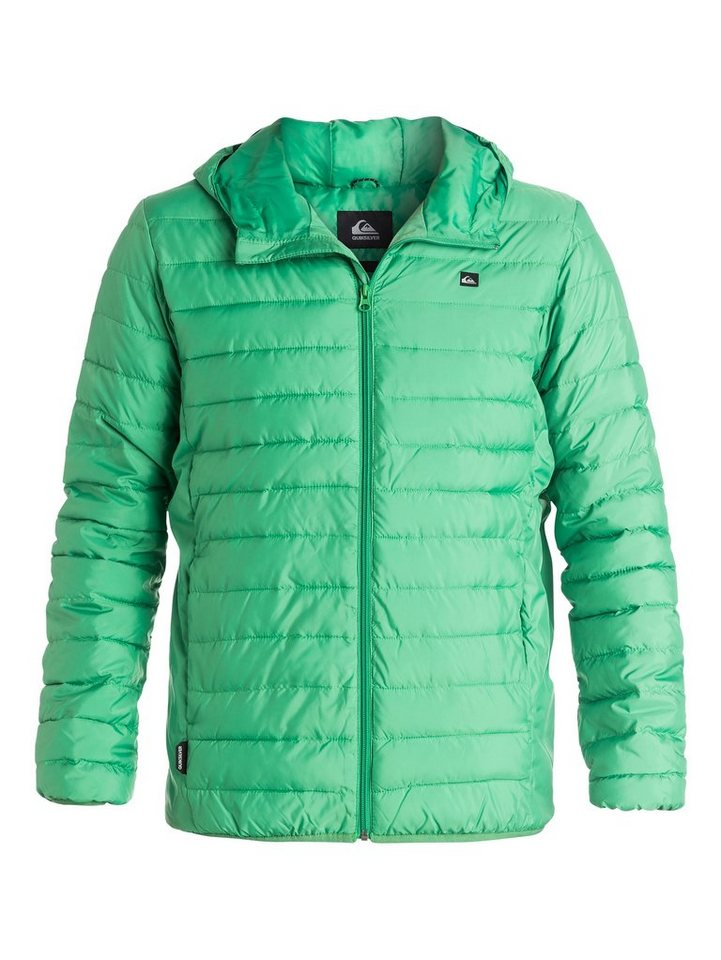 Quiksilver Isolierte Jacke »Scaly Active« in Greenbriar