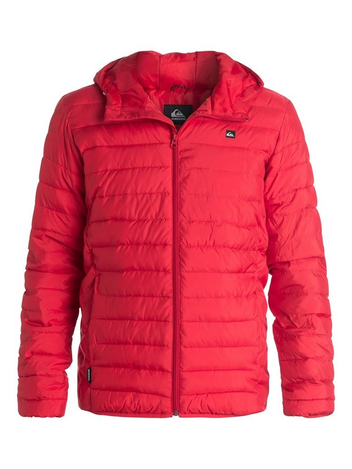 Quiksilver Isolierte Jacke »Scaly Active« in Quik red