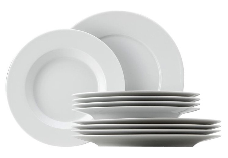 rosenthal tafelservice 12 teile porzellan culture. Black Bedroom Furniture Sets. Home Design Ideas