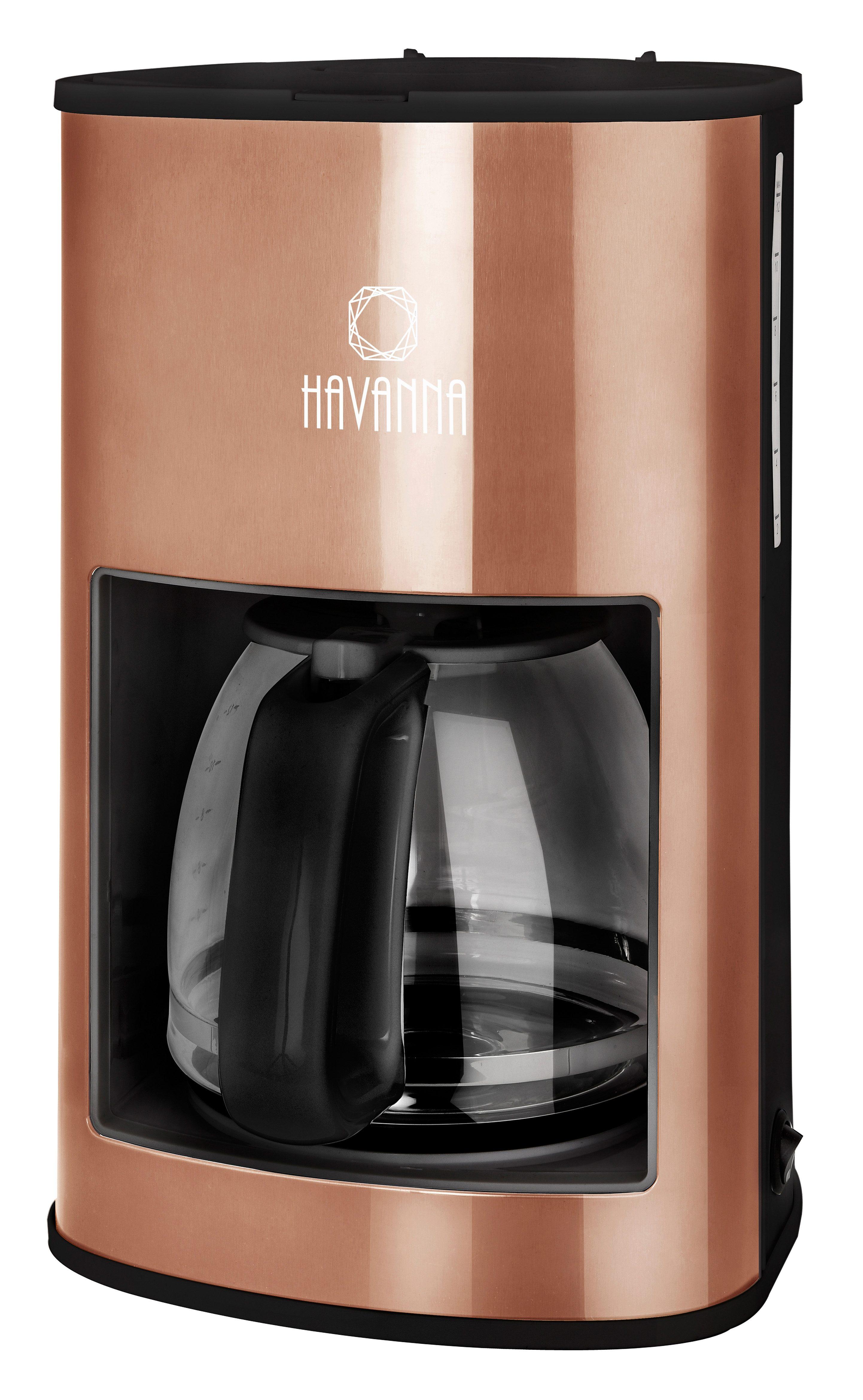TEAM KALORIK Kaffeemaschine CM 1210 K, für 1,5 Liter, 1000 Watt
