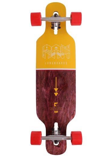 RAM ® Longboard »Ciemah Micro«